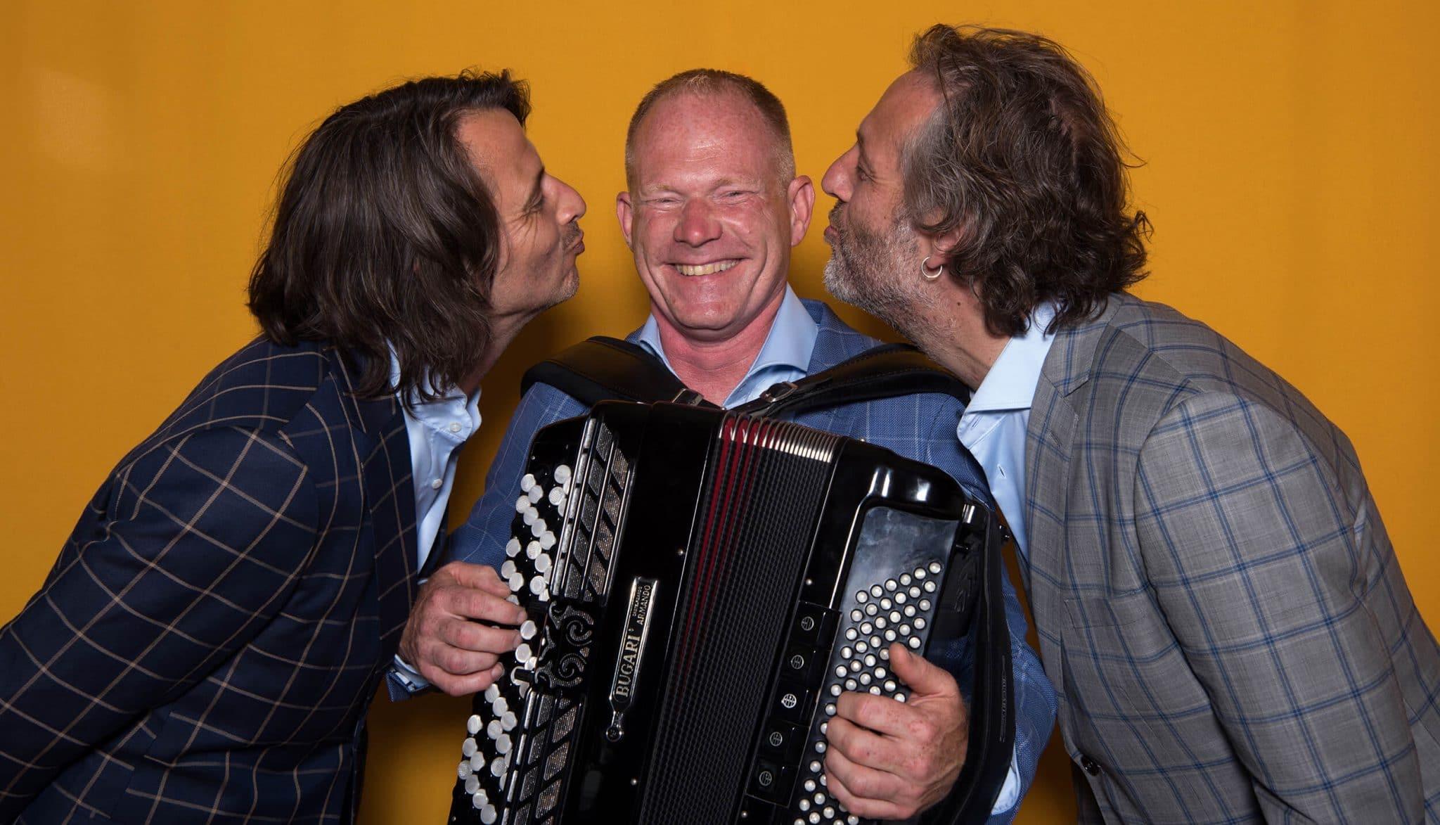 De drie muzikanten