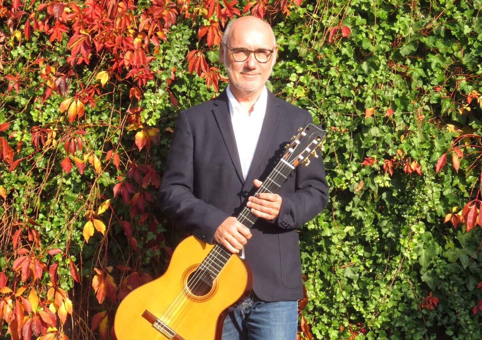 Klassiek Gitarist en uitvaartspecialist