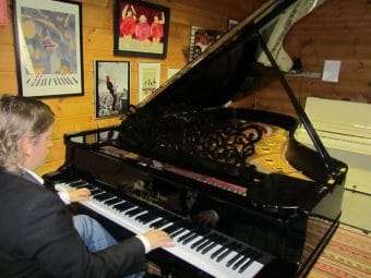 Pianist Formidable
