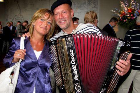 Accordeonist & Zanger & Entertainer