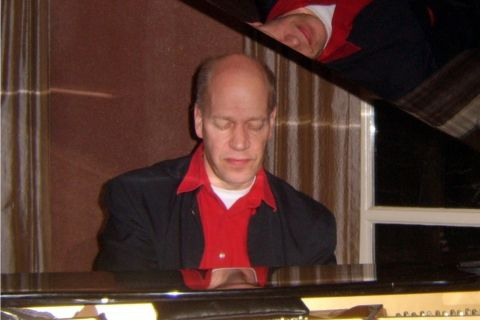 Allround pianist Gerard