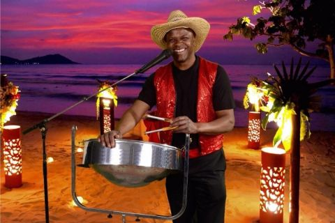 Caribische Steeldrum Band Noord-Holland (2)