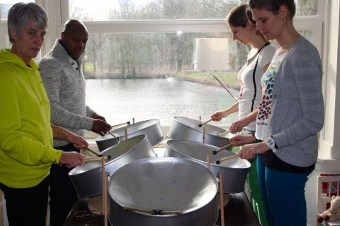 Caribische Steeldrum Band Noord-Holland (3)