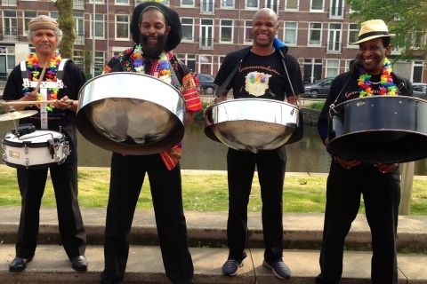 Caribische Steeldrum Band Noord-Holland (4)