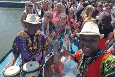 Caribische Steeldrum Band Noord-Holland (6)