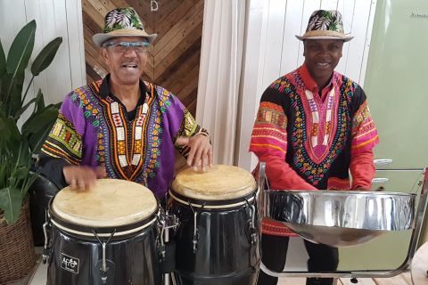 Caribische Steeldrum Band Noord-Holland (7)