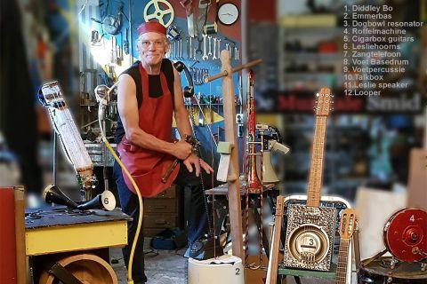 De Ambachtelijke Muziekslager(1)