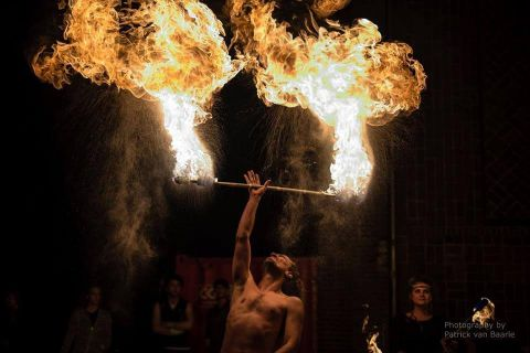 De Vlammendansers Vuurshows (10)