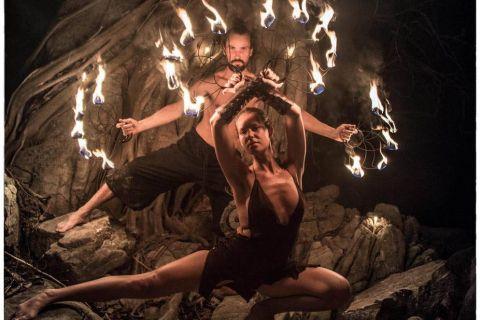 De Vlammendansers Vuurshows (5)