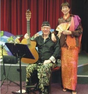 Duo Indische muziek
