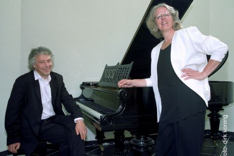 Duo zang en piano, van Bach tot Beatles