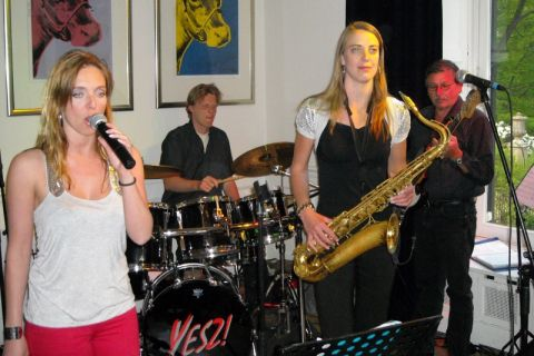 Feestband Allround