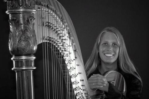 Harpiste Harpianne