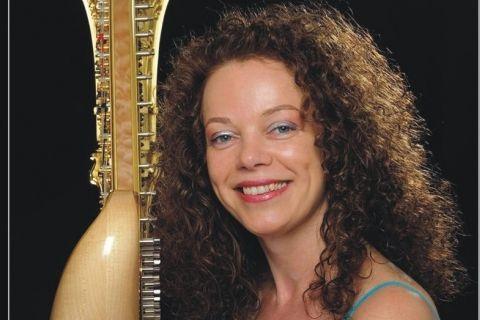Harpiste klassiek, folk, pop en jazz, enz