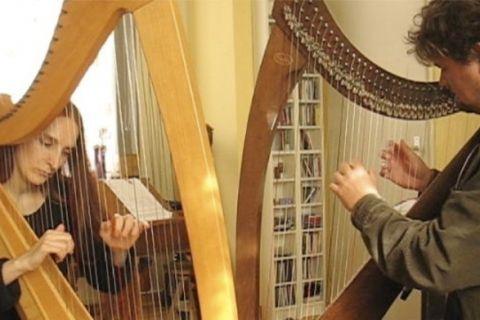Harpisten Duo (1)