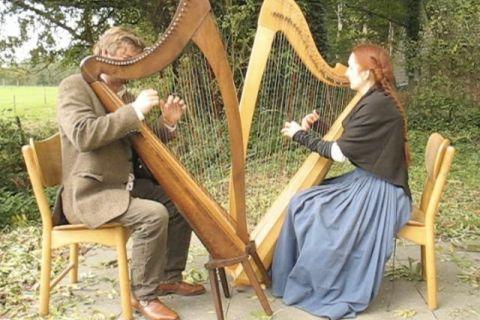 Harpisten Duo (2)