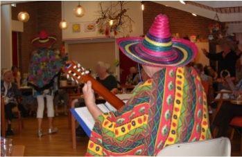 Interactief Mexicaans/Spaans feest!