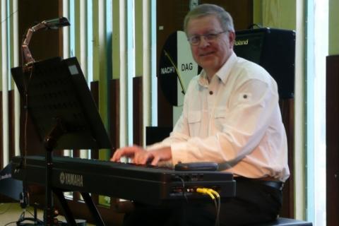 Pianist Achtergrondmuziek