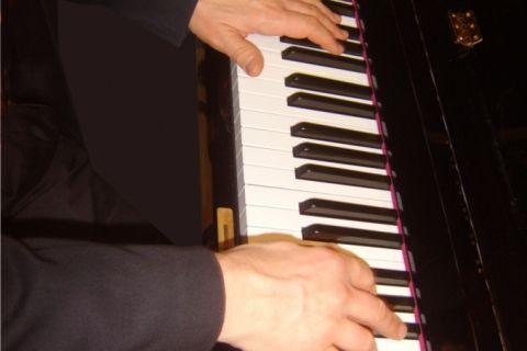 Pianist lichte muziek & popmuziek