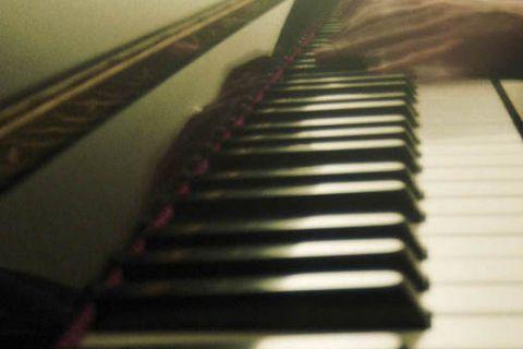 Pianist Pat