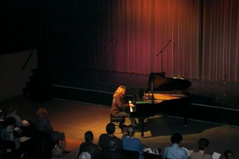 Pianist Vince