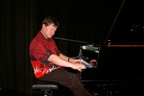 Pianist Argentijnse tango, Latin & Jazz