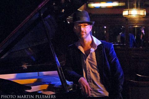 Pianist en Zanger