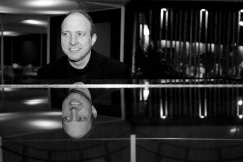 Pianist en Zanger Sfeervolle muziek