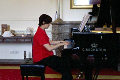 Pianiste Klassieke muziek