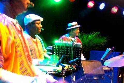 Salsa en Caribische Band