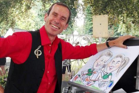 Sneltekenaar en Cartoonist (2)