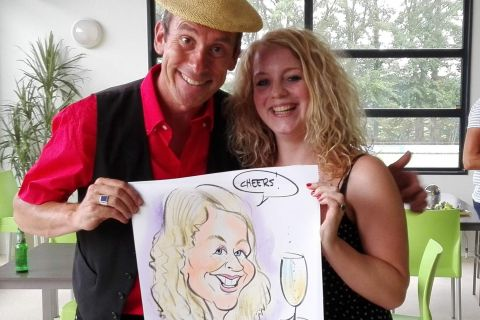 Sneltekenaar en Cartoonist (3)