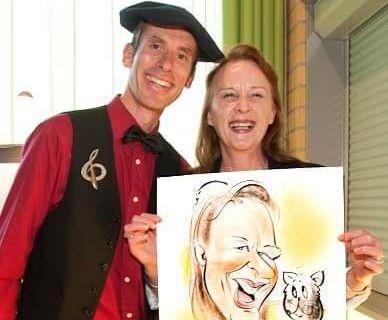 Sneltekenaar en Cartoonist (6)