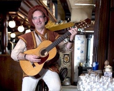 Troubadour & Entertainer Feestmuziek