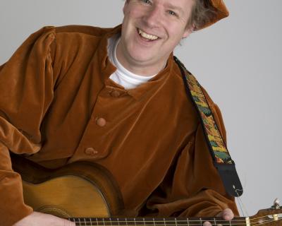 Troubadour - Uw persoonlijke troubadour