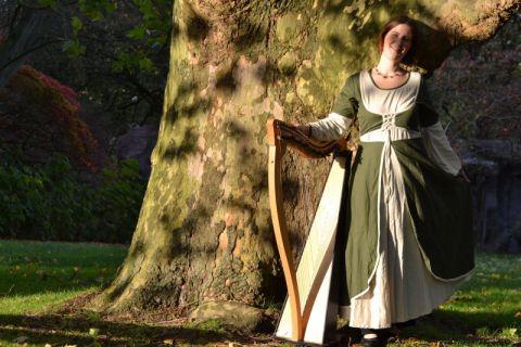 Veelzijdig Harpiste